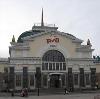Железнодорожные вокзалы в Игре