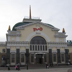 Железнодорожные вокзалы Игры